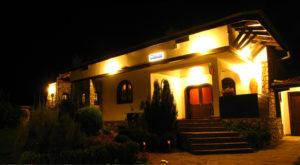 Къща Климаша през нощта